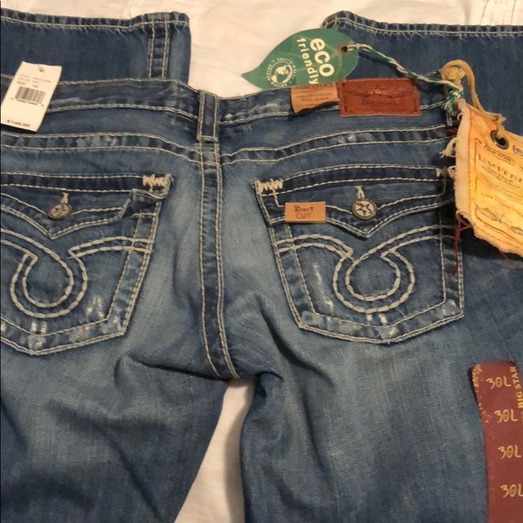 "Big Star ""liv"" *limited vintage collection SZ:30L NWT"